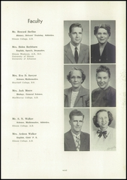 Page 13, 1949 Edition, White Hall High School - Echo Yearbook (White Hall, IL) online yearbook collection