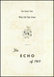 Page 5, 1949 Edition, White Hall High School - Echo Yearbook (White Hall, IL) online yearbook collection