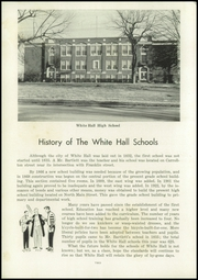 Page 6, 1949 Edition, White Hall High School - Echo Yearbook (White Hall, IL) online yearbook collection