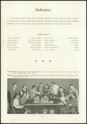 Page 8, 1949 Edition, White Hall High School - Echo Yearbook (White Hall, IL) online yearbook collection