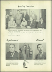 Page 10, 1953 Edition, Saunemin High School - Owl Yearbook (Saunemin, IL) online yearbook collection