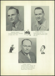 Page 12, 1953 Edition, Saunemin High School - Owl Yearbook (Saunemin, IL) online yearbook collection