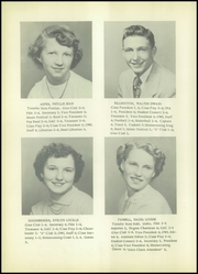 Page 16, 1953 Edition, Saunemin High School - Owl Yearbook (Saunemin, IL) online yearbook collection