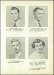 Page 17, 1953 Edition, Saunemin High School - Owl Yearbook (Saunemin, IL) online yearbook collection