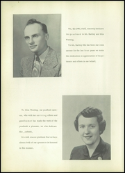 Page 8, 1953 Edition, Saunemin High School - Owl Yearbook (Saunemin, IL) online yearbook collection