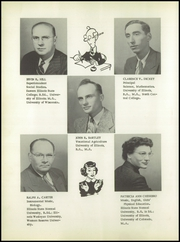 Page 10, 1954 Edition, Saunemin High School - Owl Yearbook (Saunemin, IL) online yearbook collection