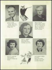 Page 11, 1954 Edition, Saunemin High School - Owl Yearbook (Saunemin, IL) online yearbook collection