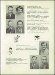Page 15, 1954 Edition, Saunemin High School - Owl Yearbook (Saunemin, IL) online yearbook collection