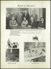 Page 8, 1954 Edition, Saunemin High School - Owl Yearbook (Saunemin, IL) online yearbook collection