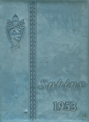 1953 Edition, Petersburg Harris High School - Sphinx Yearbook (Petersburg, IL)