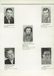 Page 13, 1954 Edition, Petersburg Harris High School - Sphinx Yearbook (Petersburg, IL) online yearbook collection