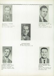 Page 14, 1954 Edition, Petersburg Harris High School - Sphinx Yearbook (Petersburg, IL) online yearbook collection