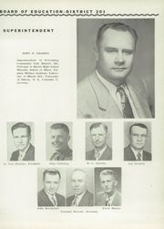 Page 9, 1954 Edition, Petersburg Harris High School - Sphinx Yearbook (Petersburg, IL) online yearbook collection