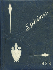 1958 Edition, Petersburg Harris High School - Sphinx Yearbook (Petersburg, IL)