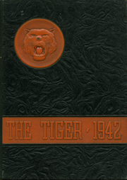 1942 Edition, Crossville High School - Tiger Yearbook (Crossville, IL)