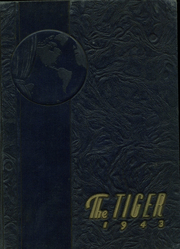 1943 Edition, Crossville High School - Tiger Yearbook (Crossville, IL)