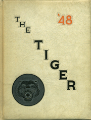 1948 Edition, Crossville High School - Tiger Yearbook (Crossville, IL)