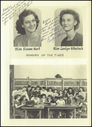 Page 15, 1949 Edition, Crossville High School - Tiger Yearbook (Crossville, IL) online yearbook collection
