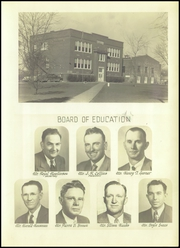 Page 9, 1949 Edition, Crossville High School - Tiger Yearbook (Crossville, IL) online yearbook collection