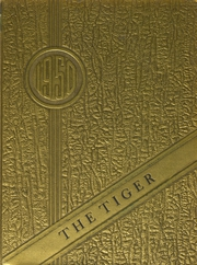 1950 Edition, Crossville High School - Tiger Yearbook (Crossville, IL)