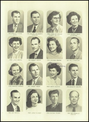 Page 13, 1950 Edition, Crossville High School - Tiger Yearbook (Crossville, IL) online yearbook collection