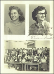Page 15, 1950 Edition, Crossville High School - Tiger Yearbook (Crossville, IL) online yearbook collection