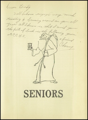 Page 17, 1950 Edition, Crossville High School - Tiger Yearbook (Crossville, IL) online yearbook collection