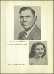 Page 13, 1952 Edition, Crossville High School - Tiger Yearbook (Crossville, IL) online yearbook collection