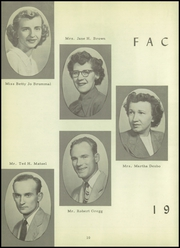 Page 14, 1952 Edition, Crossville High School - Tiger Yearbook (Crossville, IL) online yearbook collection