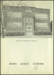 Page 6, 1952 Edition, Crossville High School - Tiger Yearbook (Crossville, IL) online yearbook collection