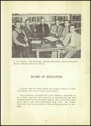 Page 9, 1952 Edition, Crossville High School - Tiger Yearbook (Crossville, IL) online yearbook collection