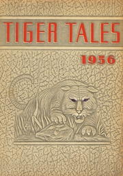 1956 Edition, Crossville High School - Tiger Yearbook (Crossville, IL)