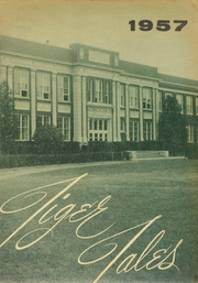 1957 Edition, Crossville High School - Tiger Yearbook (Crossville, IL)