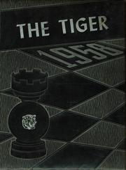 1958 Edition, Crossville High School - Tiger Yearbook (Crossville, IL)