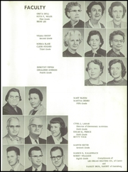 Page 15, 1958 Edition, Crossville High School - Tiger Yearbook (Crossville, IL) online yearbook collection
