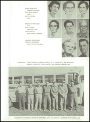 Page 17, 1958 Edition, Crossville High School - Tiger Yearbook (Crossville, IL) online yearbook collection