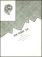 Page 5, 1958 Edition, Crossville High School - Tiger Yearbook (Crossville, IL) online yearbook collection