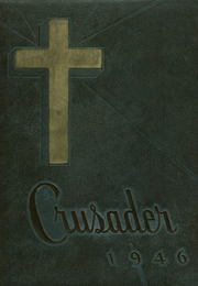 1946 Edition, Cathedral High School - Crusader Yearbook (Belleville, IL)