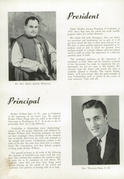 Page 16, 1946 Edition, Cathedral High School - Crusader Yearbook (Belleville, IL) online yearbook collection
