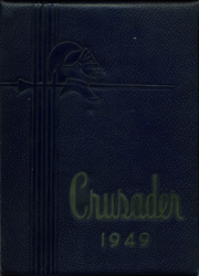 1949 Edition, Cathedral High School - Crusader Yearbook (Belleville, IL)