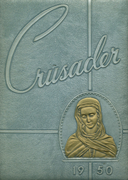 1950 Edition, Cathedral High School - Crusader Yearbook (Belleville, IL)