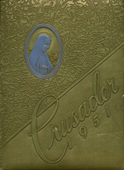 1951 Edition, Cathedral High School - Crusader Yearbook (Belleville, IL)