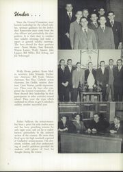 Page 10, 1951 Edition, Cathedral High School - Crusader Yearbook (Belleville, IL) online yearbook collection