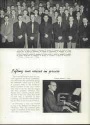 Page 12, 1951 Edition, Cathedral High School - Crusader Yearbook (Belleville, IL) online yearbook collection
