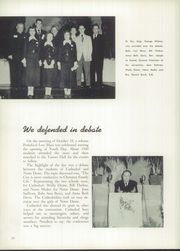 Page 14, 1951 Edition, Cathedral High School - Crusader Yearbook (Belleville, IL) online yearbook collection