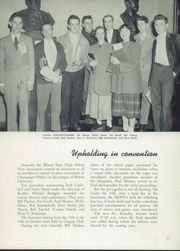 Page 15, 1951 Edition, Cathedral High School - Crusader Yearbook (Belleville, IL) online yearbook collection