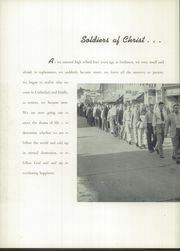 Page 6, 1951 Edition, Cathedral High School - Crusader Yearbook (Belleville, IL) online yearbook collection