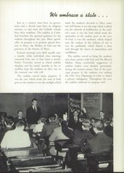 Page 8, 1951 Edition, Cathedral High School - Crusader Yearbook (Belleville, IL) online yearbook collection