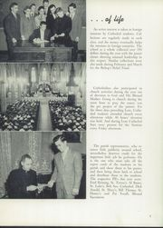 Page 9, 1951 Edition, Cathedral High School - Crusader Yearbook (Belleville, IL) online yearbook collection
