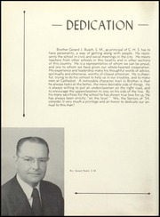 Page 10, 1954 Edition, Cathedral High School - Crusader Yearbook (Belleville, IL) online yearbook collection